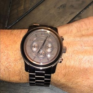 Michael Kors Copper colored watch